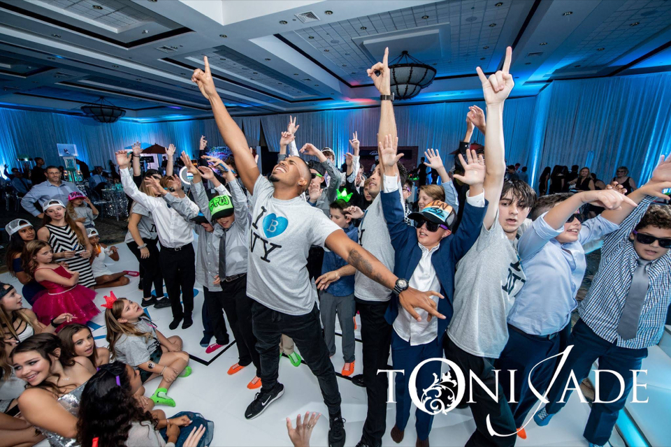 South Florida Bar/Bat Mitzvah celebrations with Pure Energy Entertainment