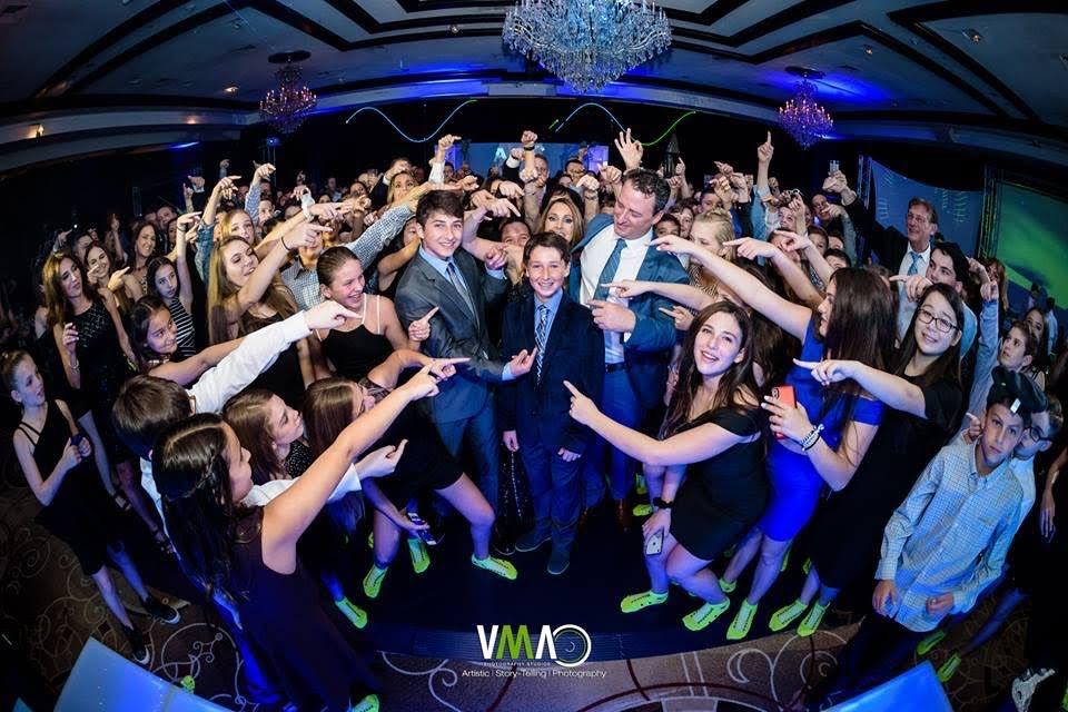 South Florida Bar/Bat Mitzvah celebrations with Pure Energy Entertainment
