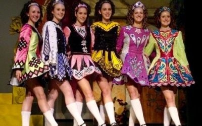 Breffni Irish Dancers