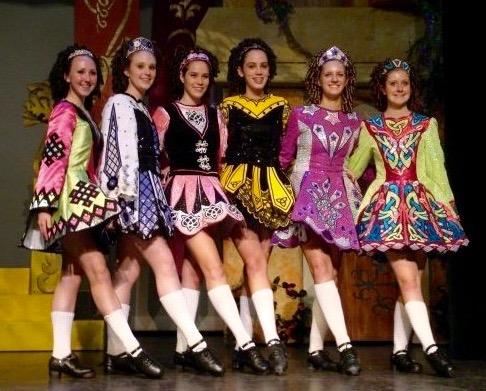 Breffni Irish Dancers