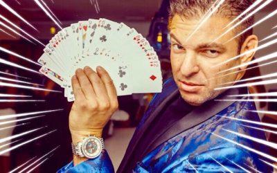 Comedic Magician – Amazing Adam