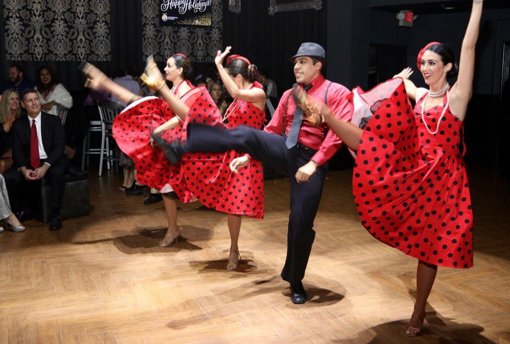 Swing & Flapper Dancers