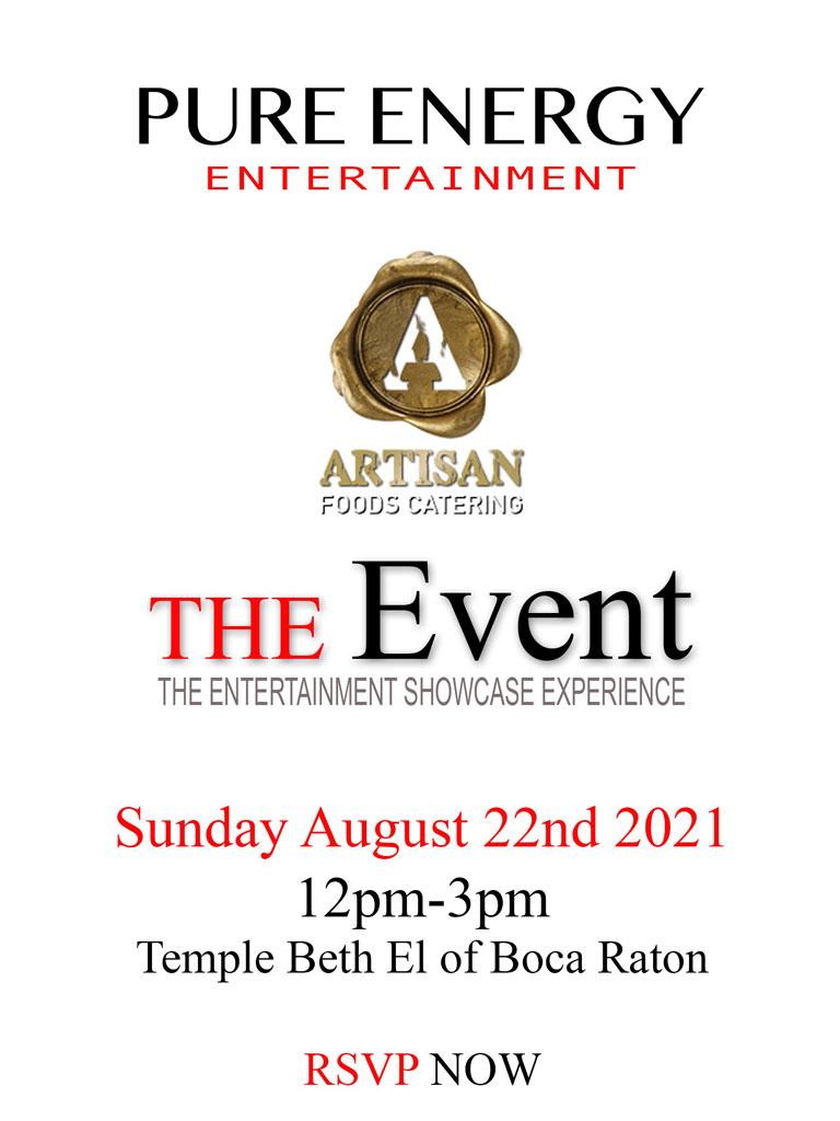 The Event Showcase